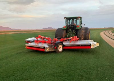 Pegasus S4 Mower Red