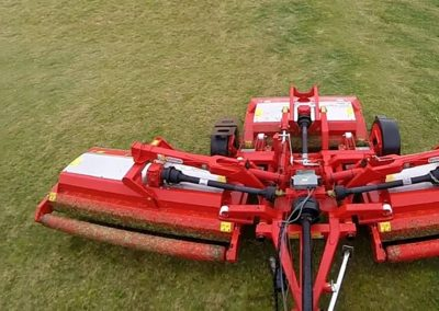 Pegasus S4 Quicklift Mower