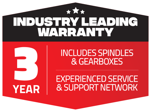 3yr Industry Leading Warranty_Logo