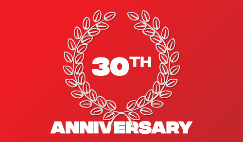 30th anniversary icon