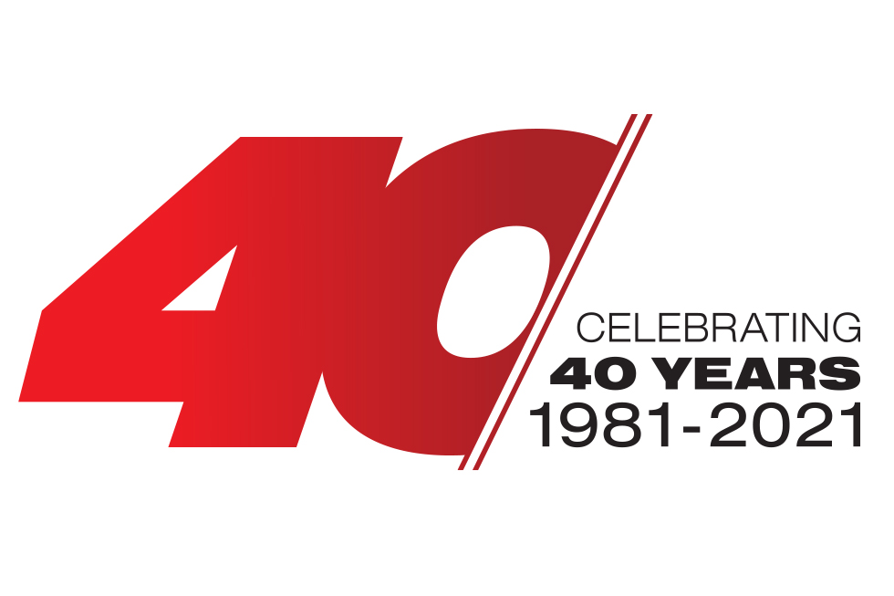 Trimax Celebrates Its 40th Anniversary