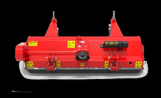 FlailDek FX Mower Rear Red