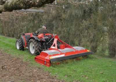 ProCut S4 orchard mowing