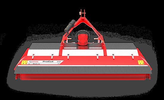 ProCut-S4 237 Lawn Mower Red