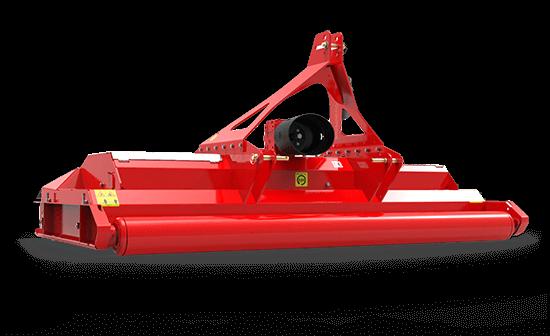 ProCut S4 mower rear red