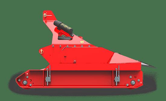 ProCut S4 mower sideview