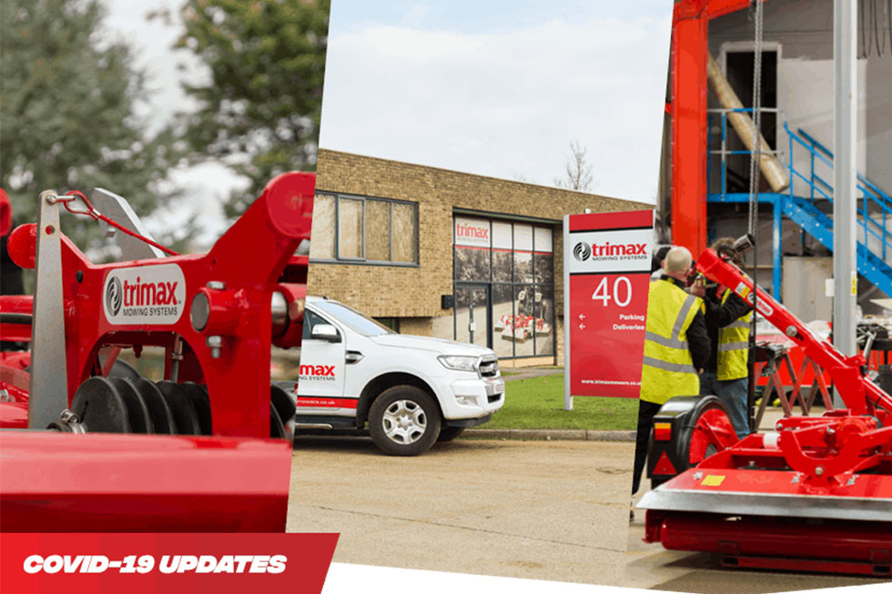 Trimax Covid-19 Update For New Zealand Customers