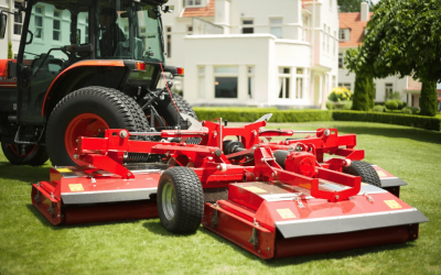 Trimax Release Snake – A Dedicated Golf and Turf Mower with a World Class Cut